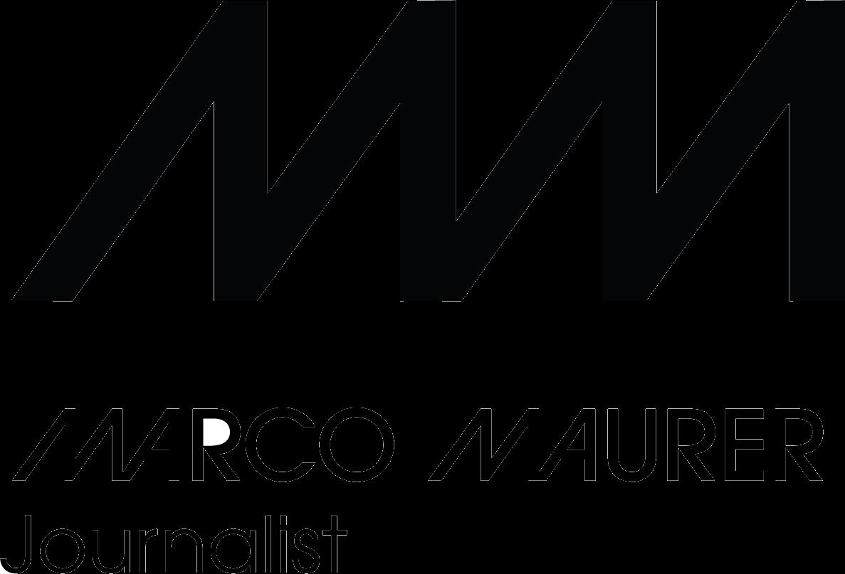 Logo - Marco Maurer Journalist